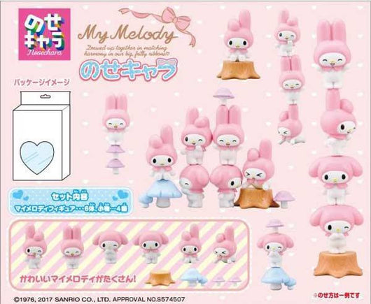 NOS-39 Nosechara My Melody Set