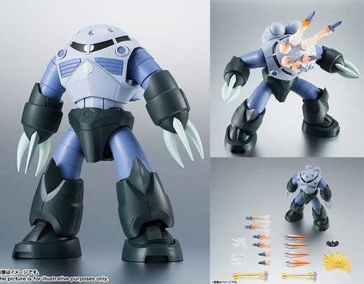 (PO) Robot Spirits Side MS MSM-07 Mass Production ZGOK Ver. A.N.I.M.E. (5)