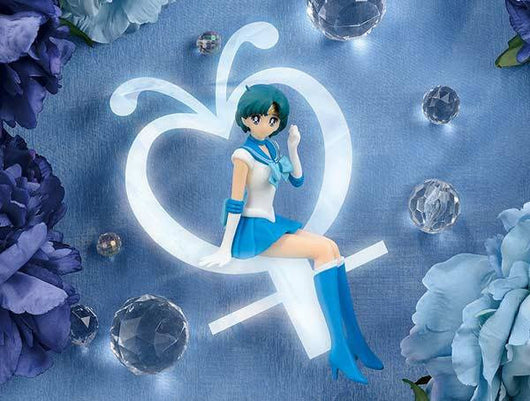 Sailormoon Break Time Fgure - Sailor Mercury