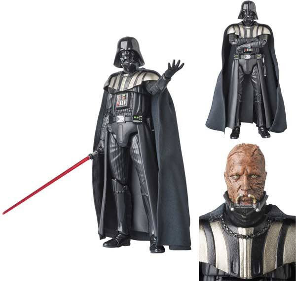 Mafex Star Wars Episode Iii Darth Vader Revenge Of The Sith Ver La Tendo