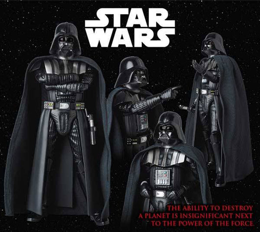 MAFEX Star Wars - Darth Vader Rogue One Ver.