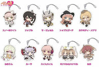 (PO) Magical Girl Raising Project Petanko Trading Acrylic Strap (2)