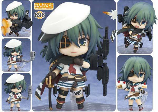 Nendoroid 696 Kantai Collection - Kiso