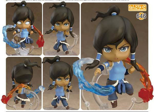 Nendoroid 646 The Legend of Korra - Korra