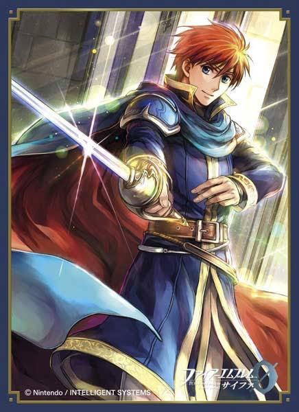 Fire Emblem Cipher Sleeve Collection Eliwood No. FE37