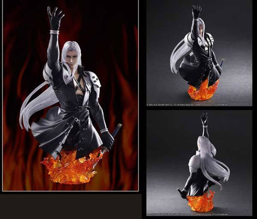 STATIC ARTS BUST Final Fantasy VII - Sephiroth