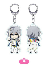 (PO) Nendoroid Plus IDOLiSH7 Acrylic Key Chain - Yuki (2)