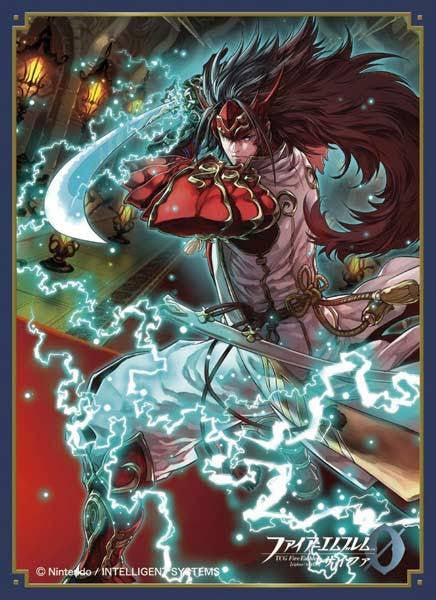 Fire Emblem Cipher Sleeve Collection Ryoma No. FE39