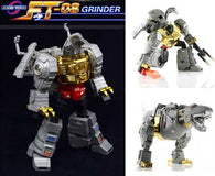 Fans Toys FT-08 – Iron Dibots No.5 Grinder