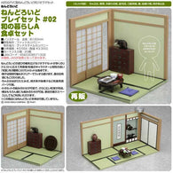 Nendoroid Playset 02 Japanese Life Set A - Dining Set (Re-issue)