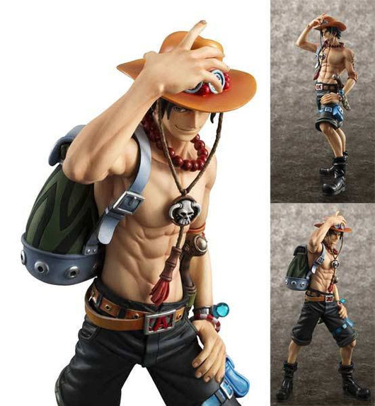 One Piece POP NEO DX Portgas.D.Ace 10th Limited ver. (Re-issue)