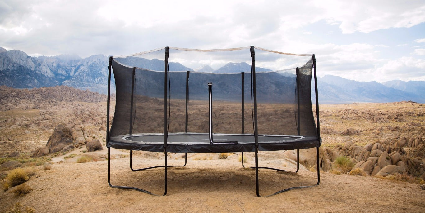 SkyBound Orion Oval Trampoline