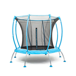 Atmos 8ft Trampoline - Blue