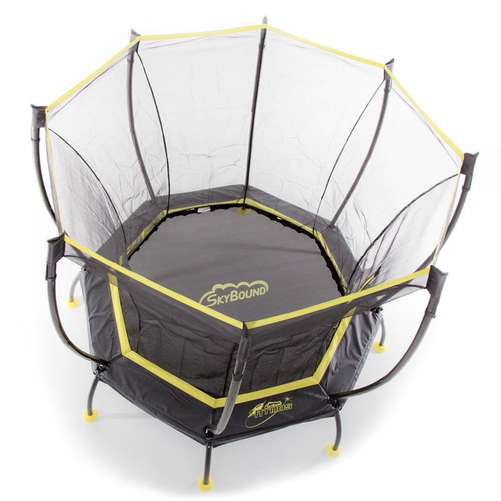 Atmos 8 Ft Octagonal Trampoline Skybound Usa