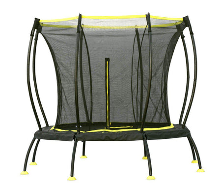Atmos 8ft Trampoline - Black - SkyBound USA
