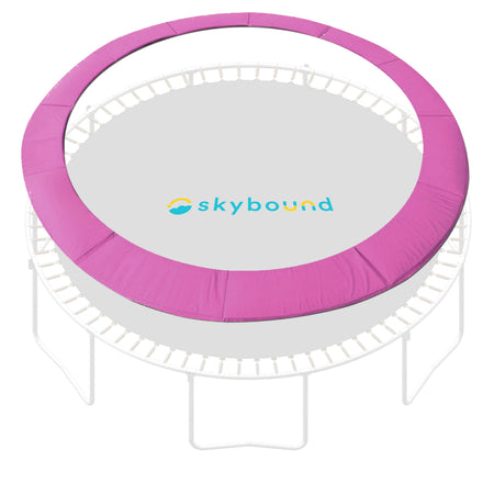 "14 Foot Pink Replacement Trampoline Pad (Fits up to 7"" Springs)"