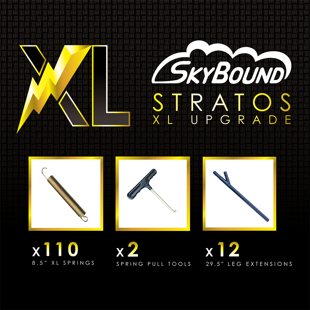 SkyBound Stratos XL Upgrade Accessory Kit