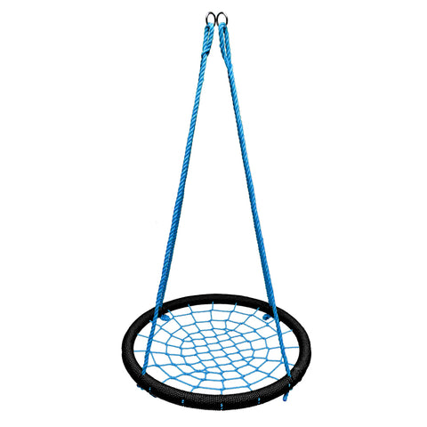 Round Tree Swing Nets - Black & Blue - SkyBound USA