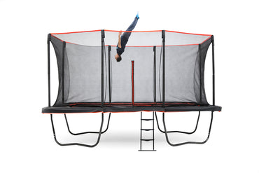 Horizon 11x18ft Rectangle Trampoline w/ Full Enclosure Net System
