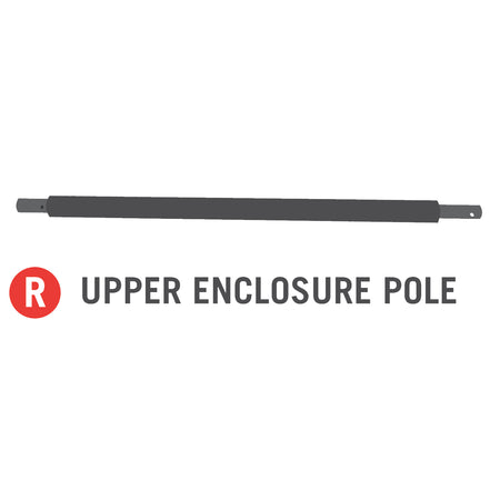 Upper Enclosure Pole for 11x18 foot Horizon Trampoline (Part R)