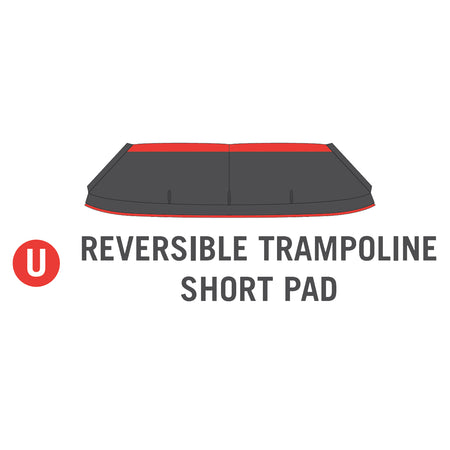Pad for 11x18 foot Horizon Trampoline - Short (Part U )