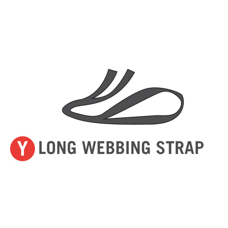 Long Webbing Strap for 11x18 foot Horizon Trampoline (Part Y)