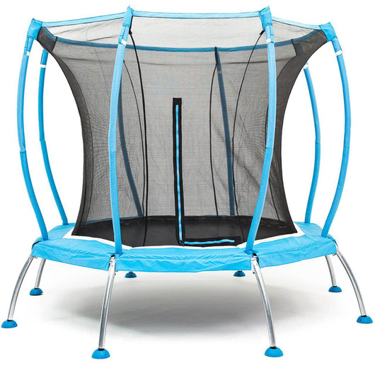 Atmos 8ft Trampoline - Blue - SkyBound USA