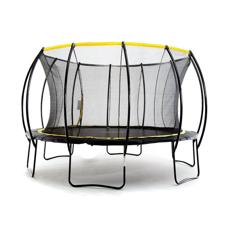 Stratos 12ft Trampoline w Full Enclosure Net System