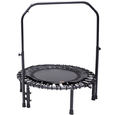 "39"" Nimbus Fitness Rebounder Trampoline with Handlebar - SkyBound USA"