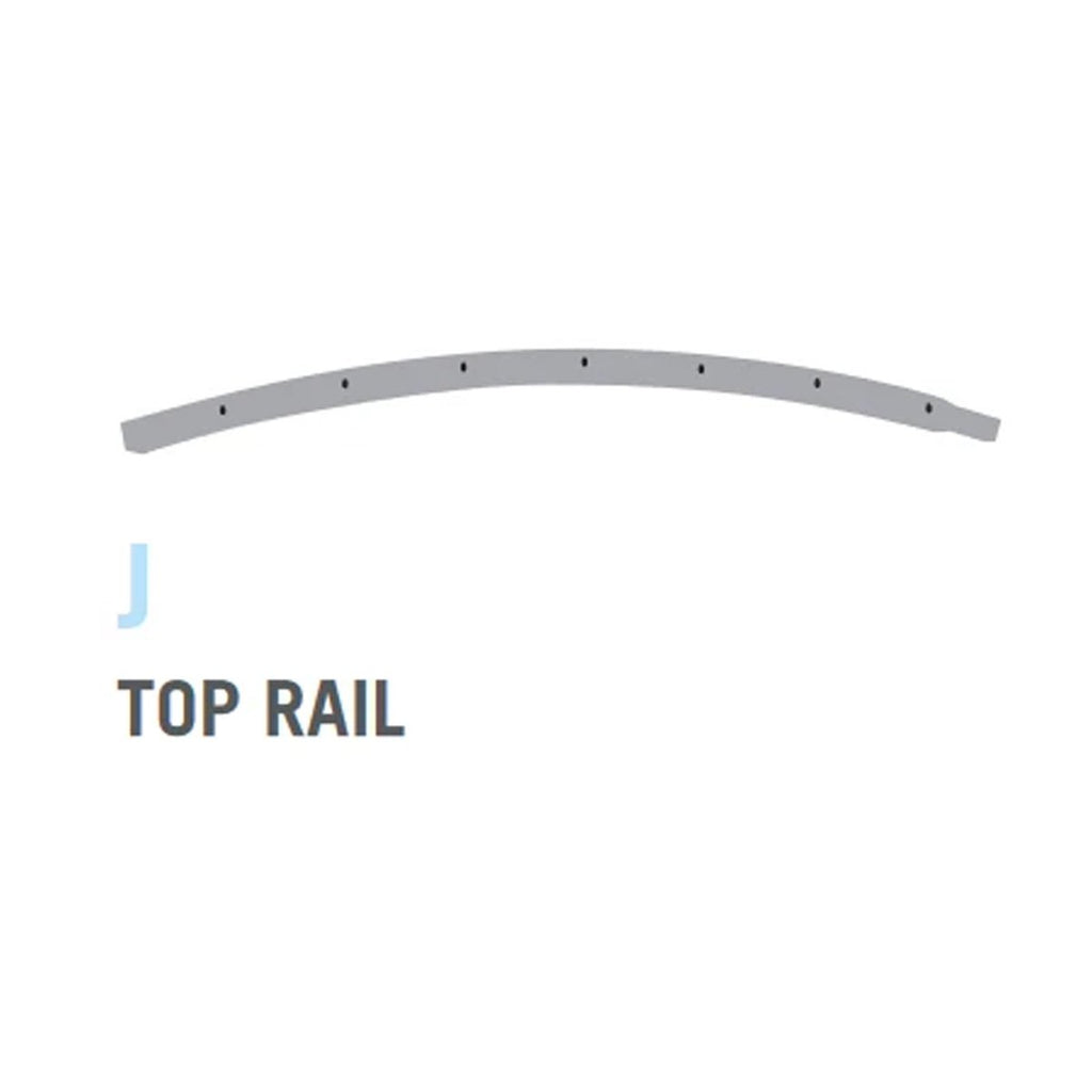 Top Rail for 14 foot Cirrus Trampoline (Part J)