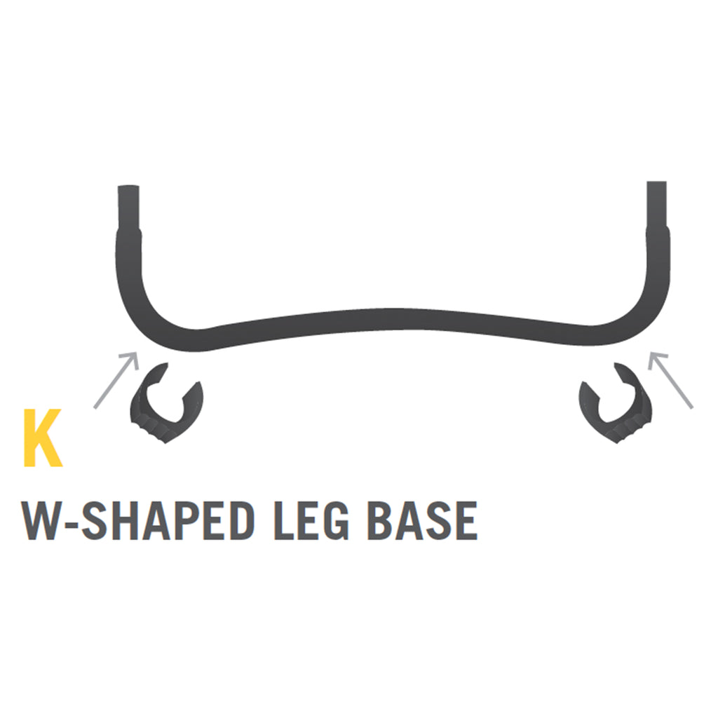 W-Leg Base for 14 foot Stratos Trampoline (Part K)