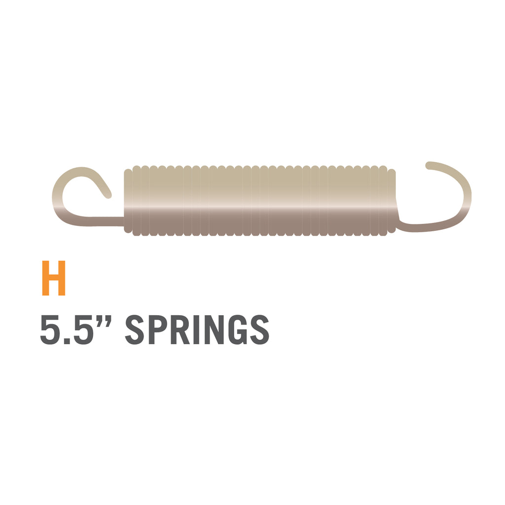 Springs for 8 foot Atmos Trampoline (Part H)