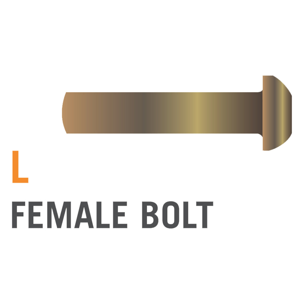Female Bolt for 8 foot Atmos Trampoline (Part L)