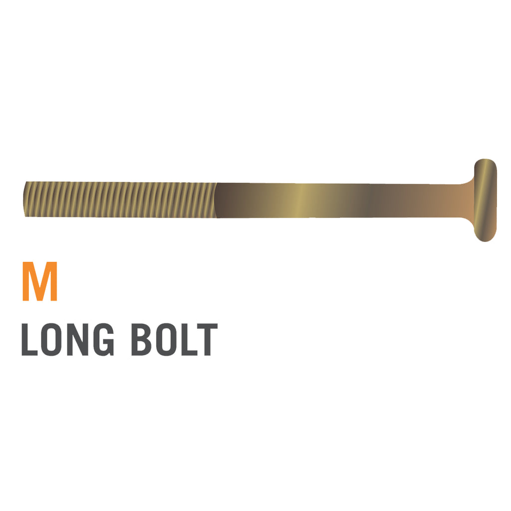 Long Bolt for 8 foot Atmos Trampoline (Part M)