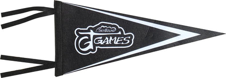 GT Games Flag Banner - Black - SkyBound USA