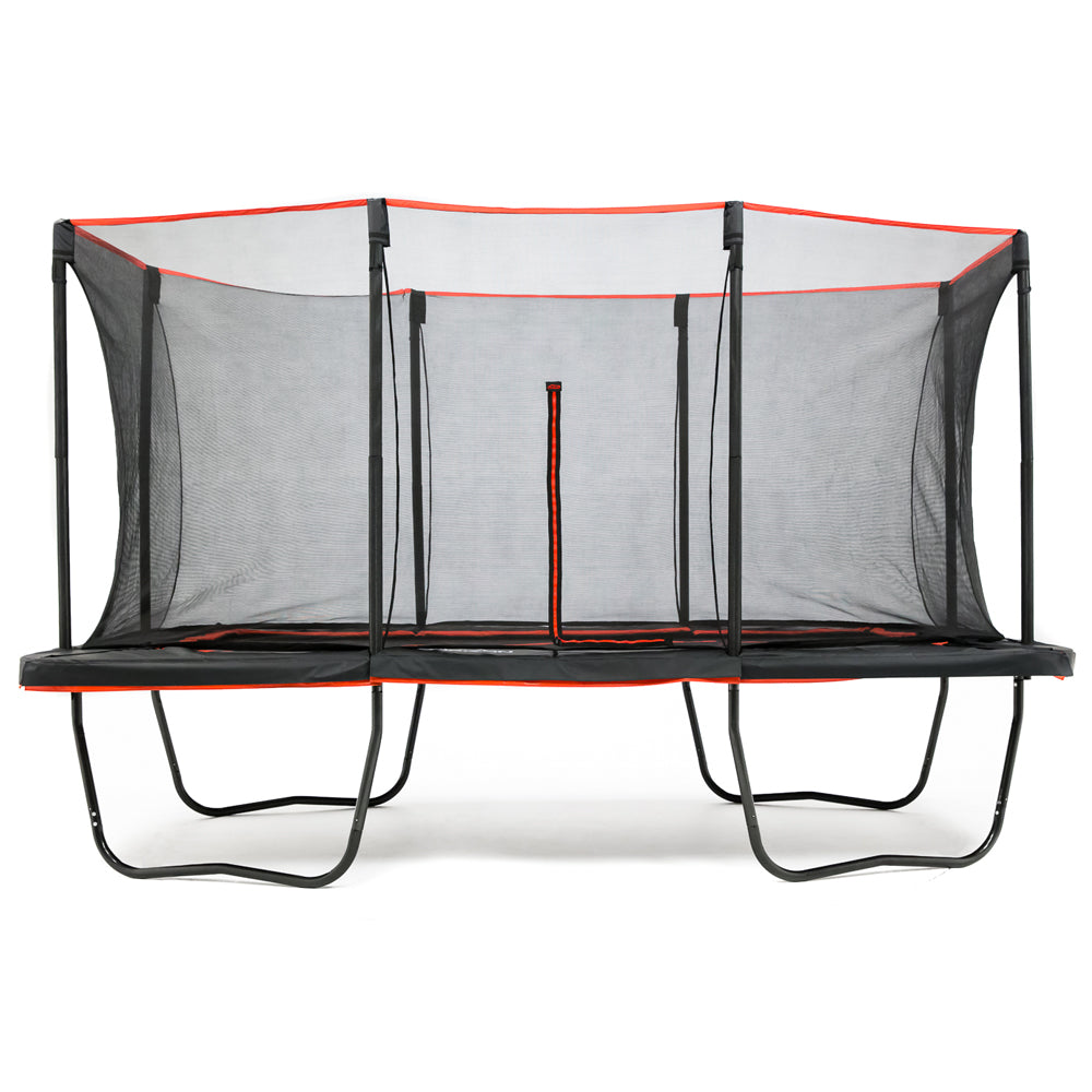 Horizon 11x18ft Rectangle Trampoline w/ Full Enclosure Net System - SkyBound USA