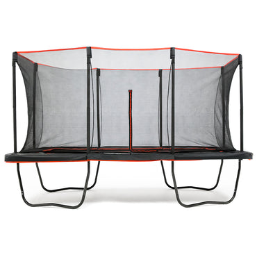 Horizon 11x18ft Rectangle Trampoline With Full Enclosure Net System - SkyBound USA