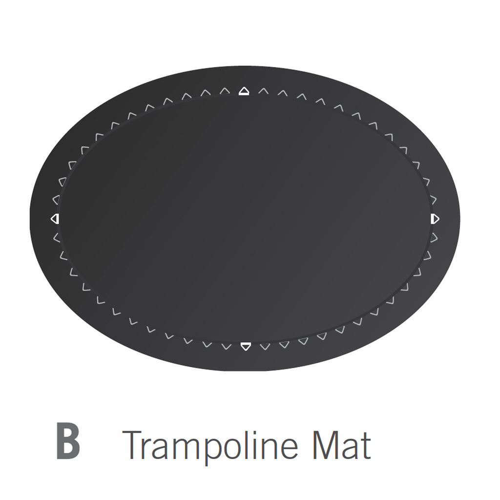 Replacement Mat for 11x16 foot Orion Trampoline (Part B)