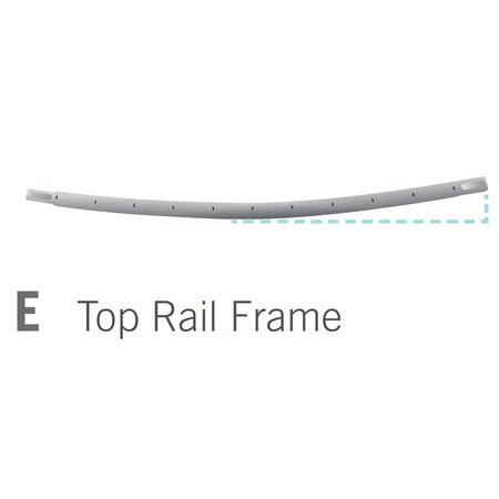 Top Rail for 10x14 foot Orion Trampoline (Part E)