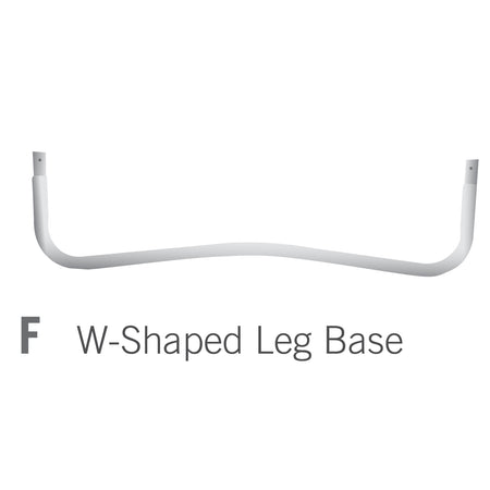 W-Leg Base for 10x14 foot Orion Trampoline (Part F)