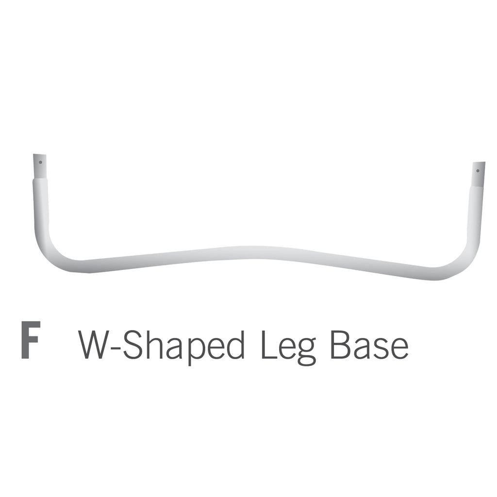 W-Leg Base for 11x16 foot Orion Trampoline (Part F)