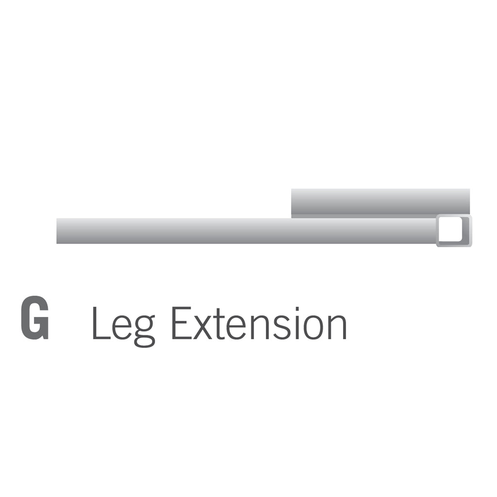 Leg Extension for 10x14 foot Orion Trampoline (Part G)