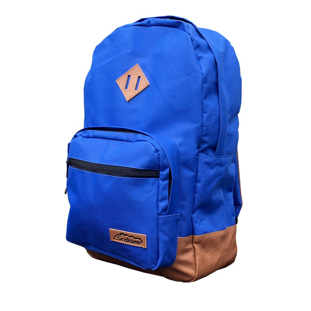 online retailer c6521 30d35 SkyBound Blue BackPack - SkyBound USA