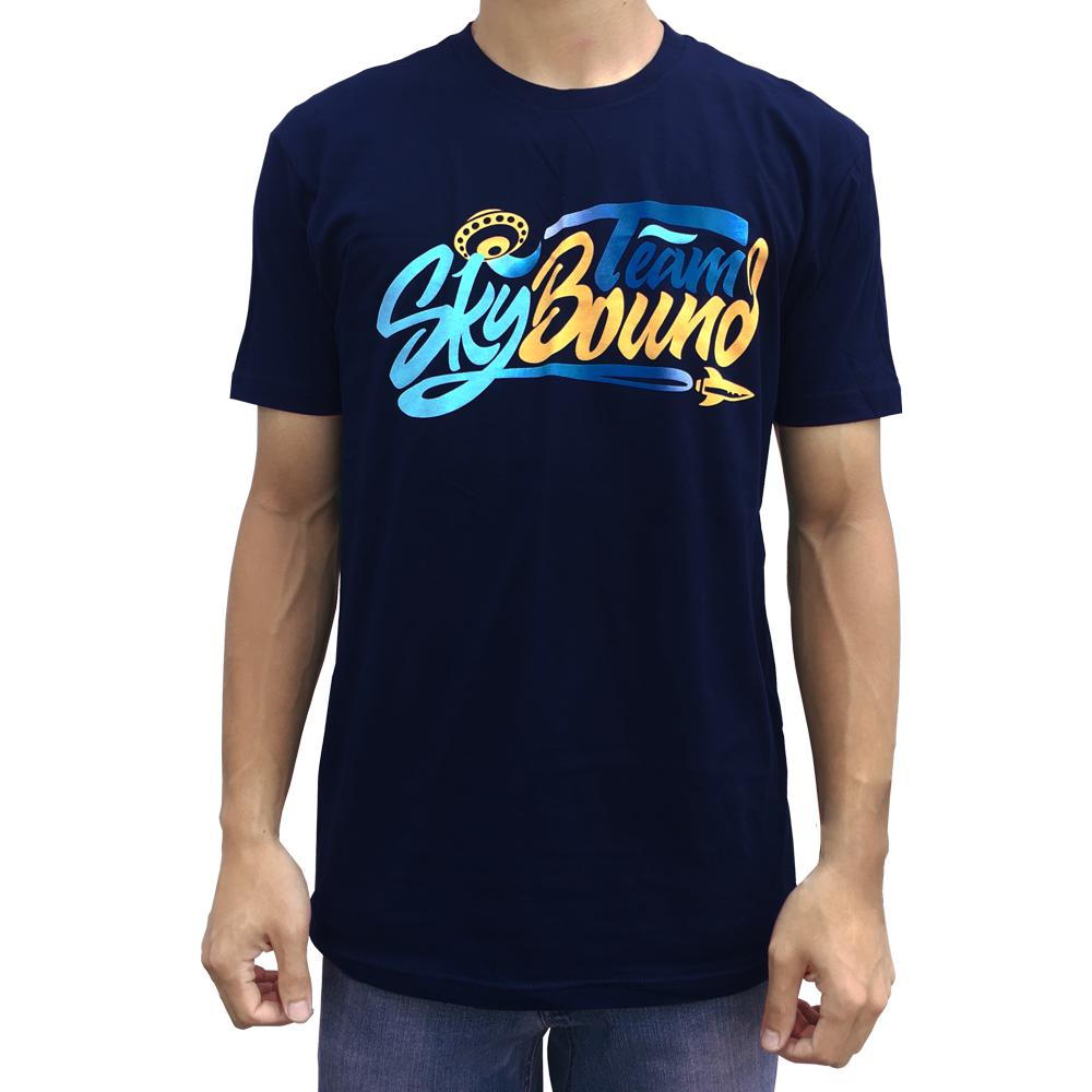 Team SkyBound T-Shirt - Navy Blue