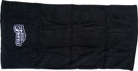GT Games Towel - Black - SkyBound USA