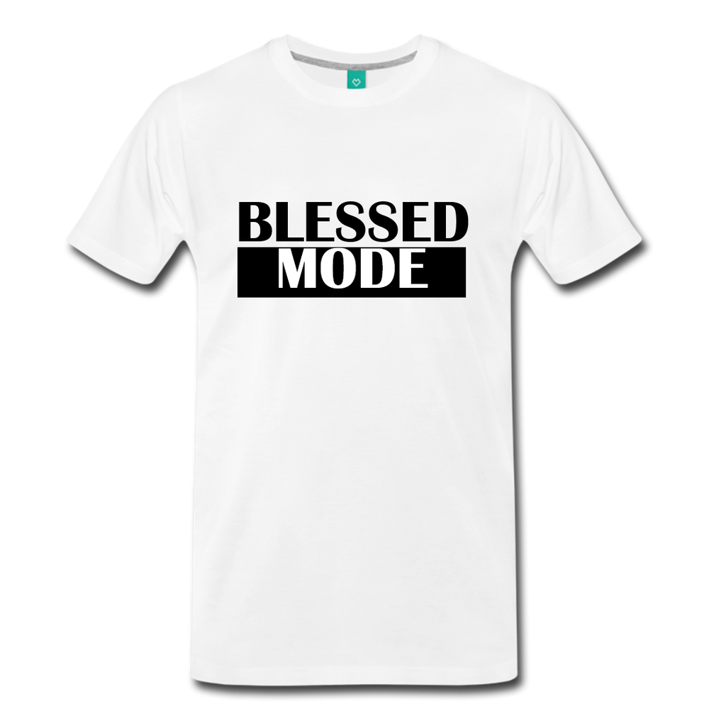 Blessed Mode faith shirts for men women and kids