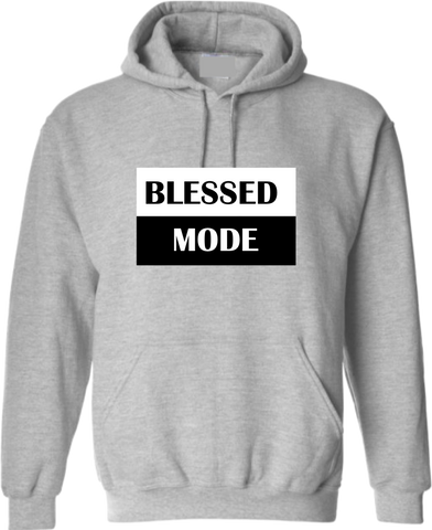 Blessed Mode Unisex Hoodie