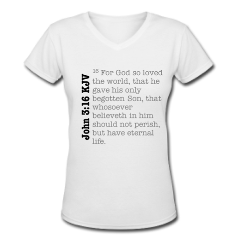 John 3:16 Christian Apparel