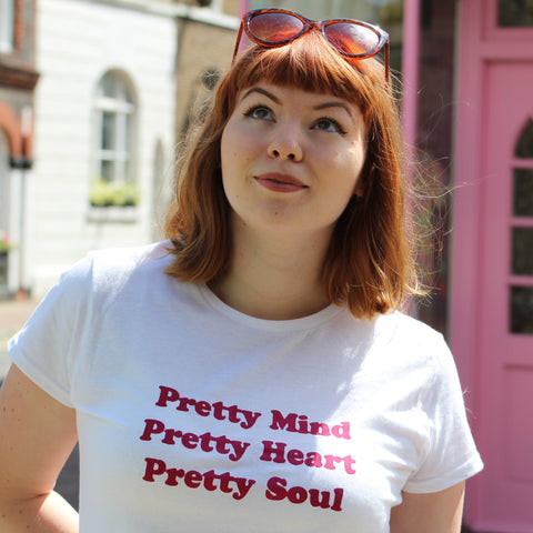 SALE 50% OFF *** Pretty T-Shirt (XL only)