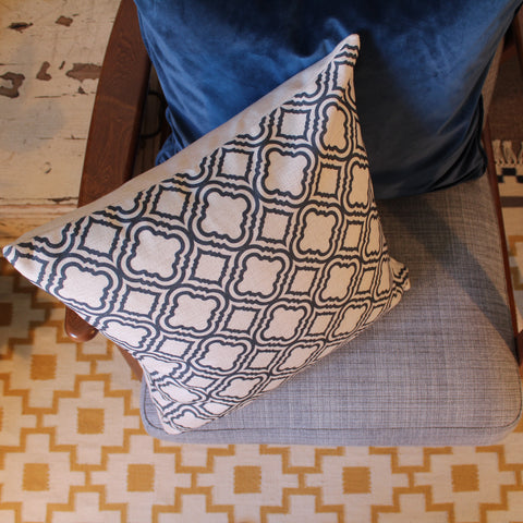 SALE 20% OFF *** Moroccan Tiles Cushion